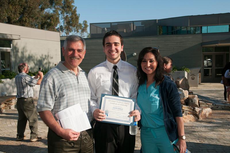 Grossmont Healthcare District Scholarships 2012_1459