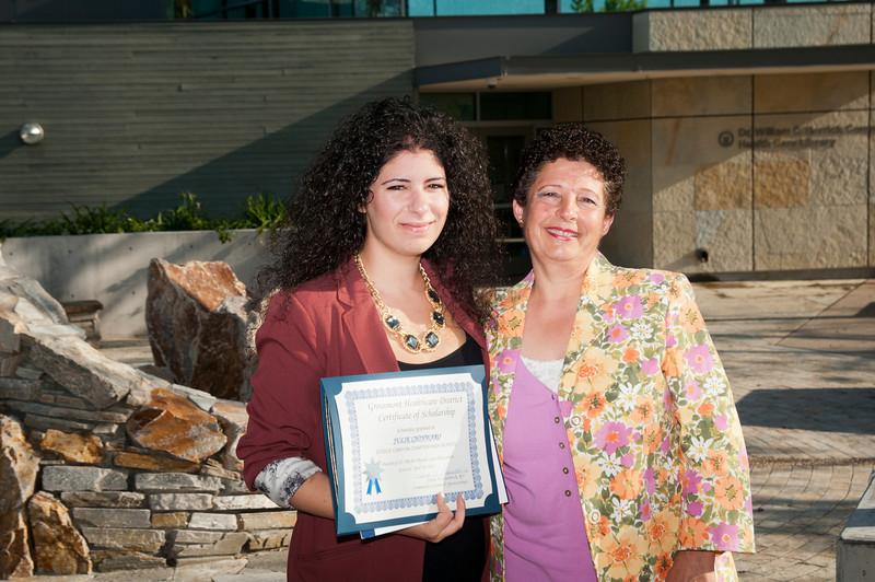 Grossmont Healthcare District Scholarships 2012_1480