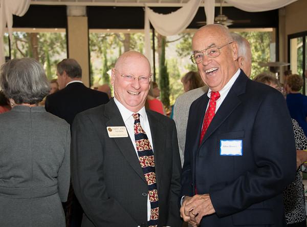 Robert Ayres and Allen Brown