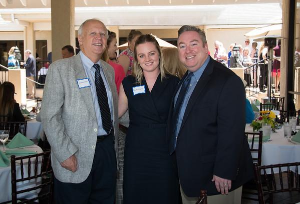 Jim Stieringer, Taylor Dupont, Michael Harrison