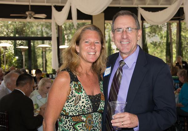 Karen Pearlman and Barry Jantz