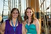 Lori Brown and Angela Smith