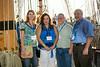 Sarah Smith, Kelli Ellis, Sean Resley and Robert Resley