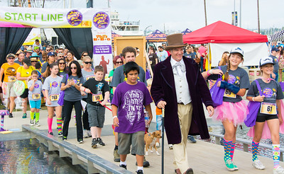 San Diego Center for Children Wacky Wonky Walk