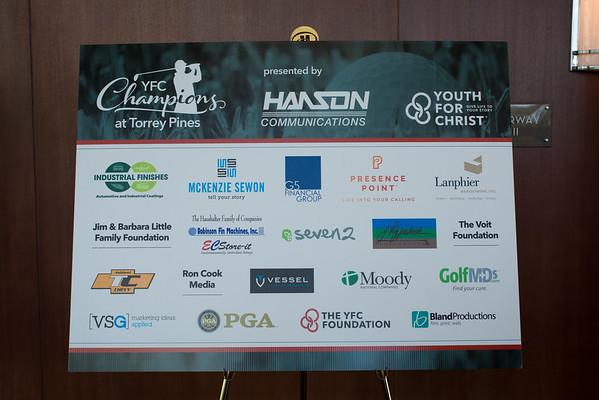 YFC Golf 2015 Sunday