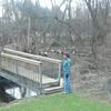 bridge to tennis courts