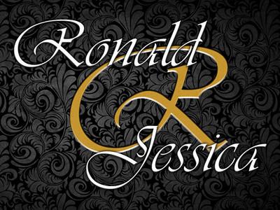 Ronald & Jessica's Photo Booth Pics