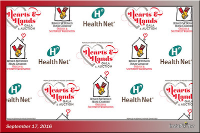 Ronald McDonald House Hearts & Hands Gala 2016