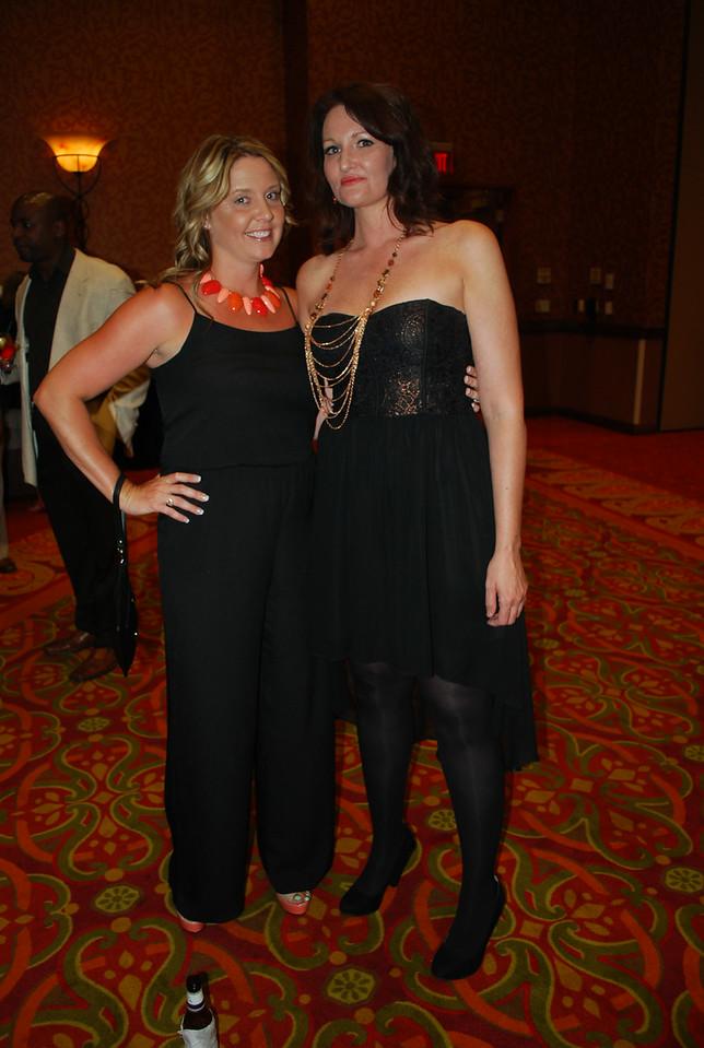 Barb Macken and Amy Cotham_