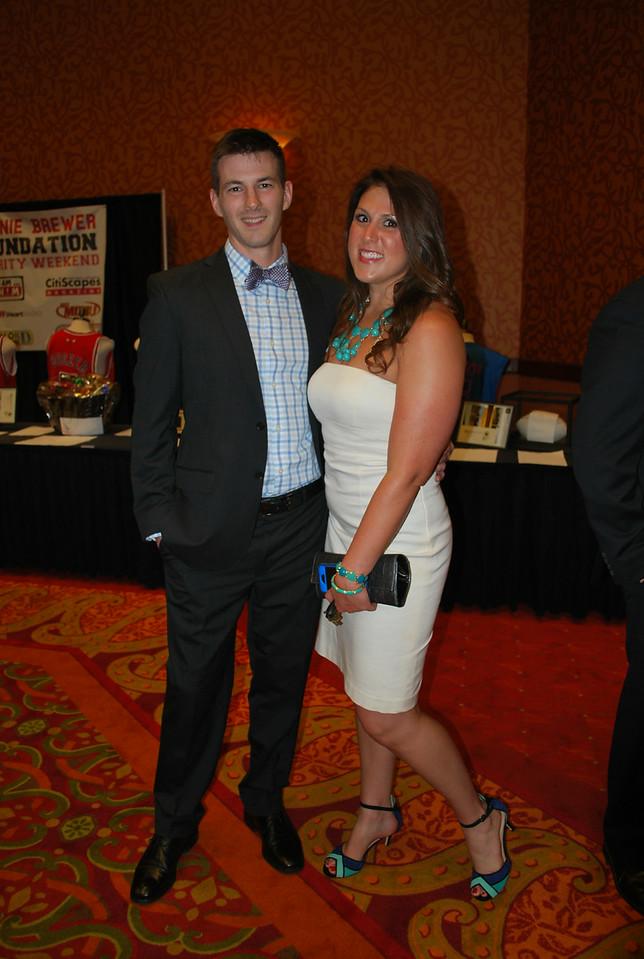 Coy Stevens and Tori Burden_