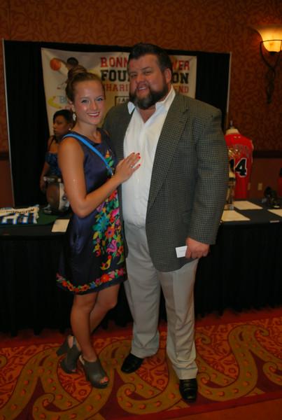 Alexandra Hutchins and EJ Johnson_