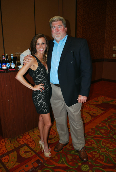 April Hamm and Ed Colvard_