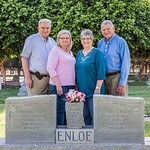 2016-05-27 Norris, Ron, Victoria & Tamara at the Mesa Cemetery_0017
