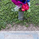 2016-05-27 Norris, Ron, Victoria & Tamara at the Mesa Cemetery_0004