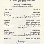 2017-03-20 Sue Pew Funeral & Grave Dedication_0003 - Program