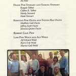 2017-03-20 Sue Pew Funeral & Grave Dedication_0004 - Program