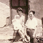 Marilyn, Virginia & Norris (1929)