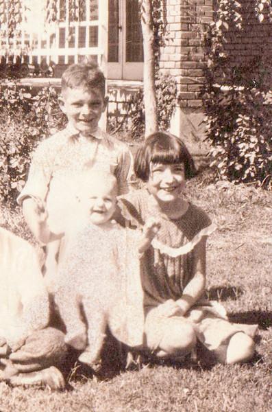 Norris, Marilyn & Virginia (1930)