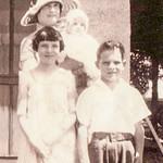 Lin, Virginia, Norris, Betty & Marilyn (1930)