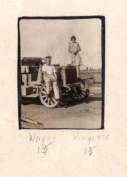 Wayne & Virginia