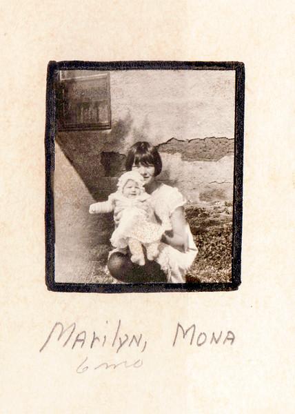 Mona & Marilyn (1926)