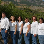 2006 LaMar, Denise, Lori, Darcel, LaVon & Dionne Davis
