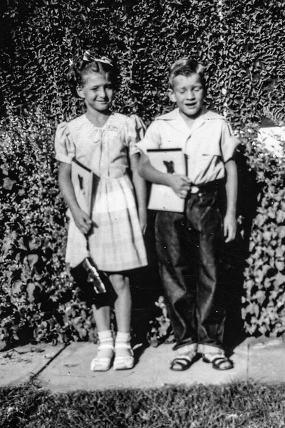 1948 Charlotte & Nollie - First Day of School_0011 (Adjusted)