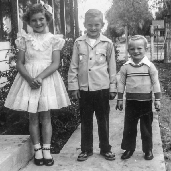 1948 Charlotte, Nollie & Ron on Easter_0012 (Adjusted)