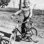 1951c Ron with his Christmas Bike_0004 (Adjusted)