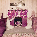 1955c Victoria & Tamara on Christmas_0001_a (Adjusted)