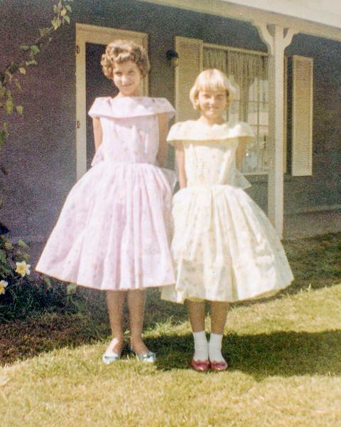 1960 Victoria & Tamara on Easter_0005_a-EIP (Adjusted)