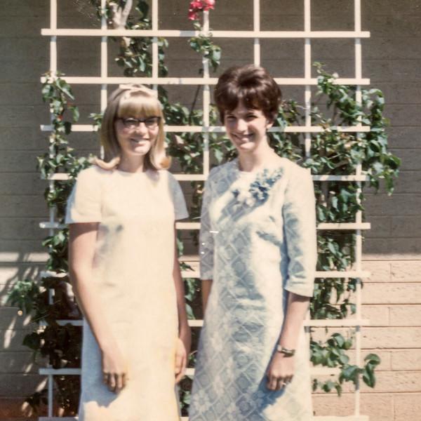 1966 Victoria & Tamara on Easter_0002-EIP (Adjusted)