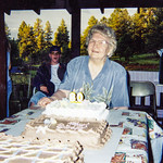 1999 Velva's 80th Birthday