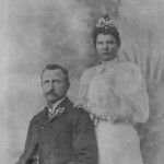 1896-12-23 Willard & Laura Skousen
