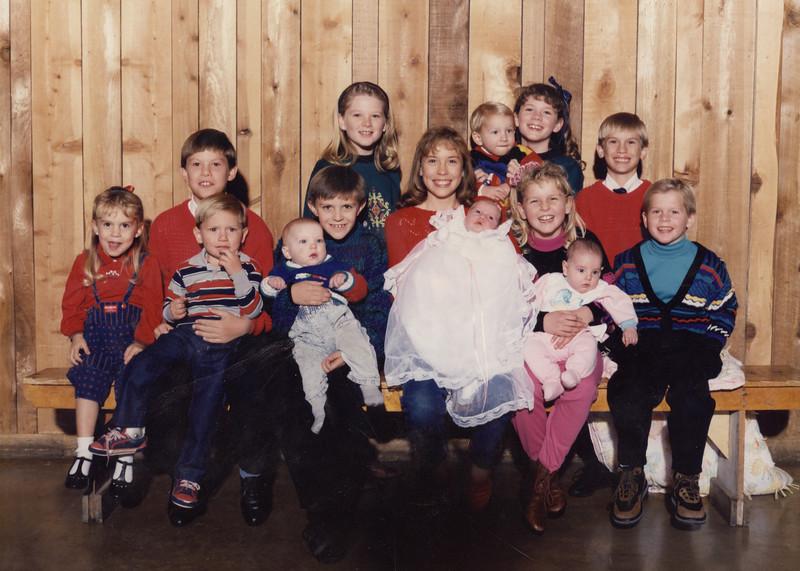 1991-11-24 Davis Grandchildren