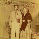 1953 Norris & Velva - Christmas