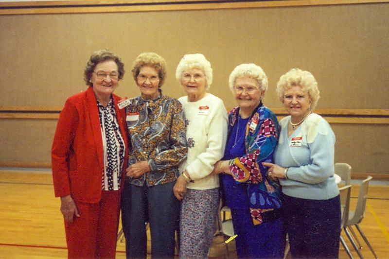 1996c May, Fern, Beulah, Velva & Ruth