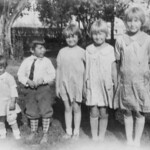 1927-02-27 Dottie, Ned, Mary, Velva & Beulah copy