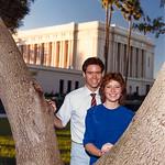 1986 Mark & Laurinda Engagement