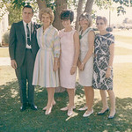 1964 Harry, Velva, Vici, Tami & Anna Mae