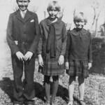 1928 Willard, Beulah & Velva