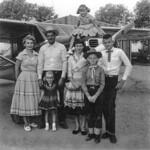 1954 Norris, Velva & Family