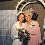 1987-01-23 Velva & Laurinda at Laurinda's Wedding