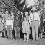 1938c Willard, Laura & Family
