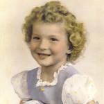 1945c Charlotte Portrait