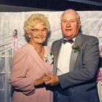 1987-01-23 Velva & Harry at Laurinda's Wedding