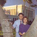 1987 Mark & Laurinda's Wedding Announcement