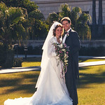 1987-01-23 Mark & Laurinda Wedding