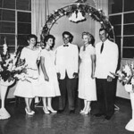 1957-07 Garrett & Charlotte's Wedding