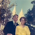 1969-08-14 Ron & Anita Wedding